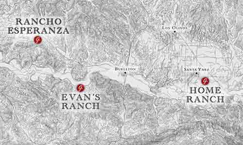 View Interactive Ranch Maps