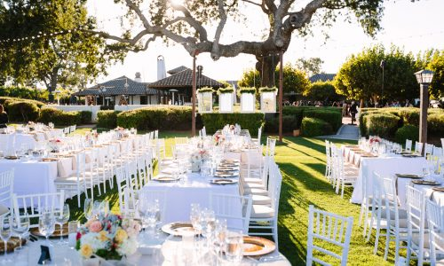 Weddings at Gainey Vineyard